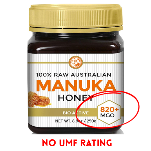 raw australian manuka honey