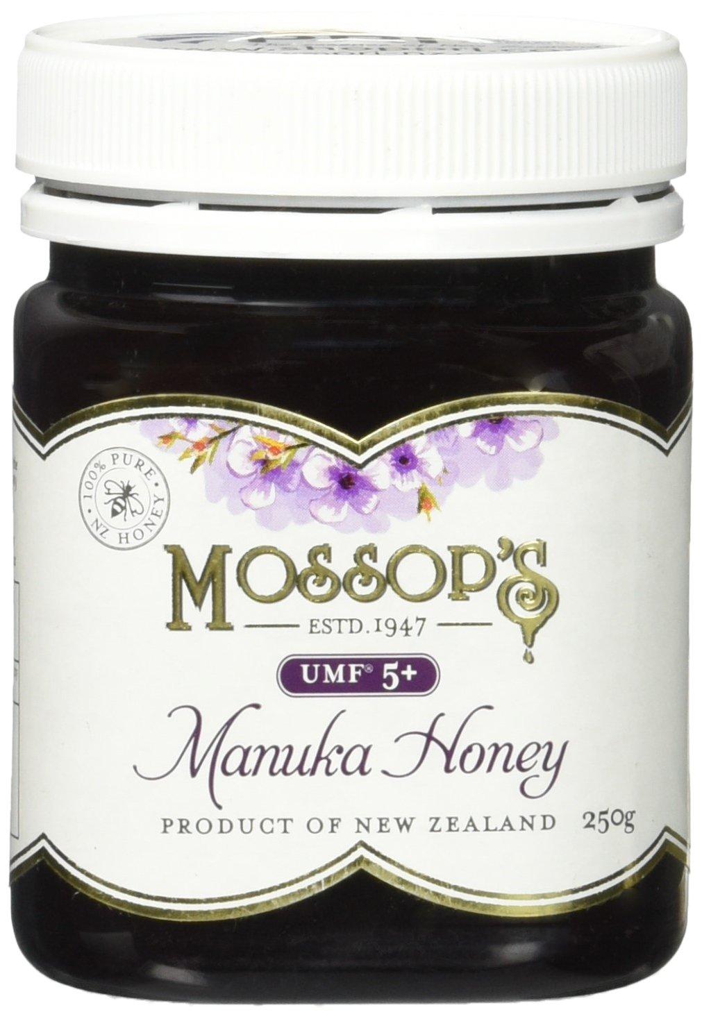 MOSSOPS MANUKA HONEY